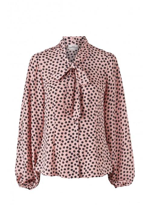 Weiz Copenhagen Skjorte Sarah rose dot